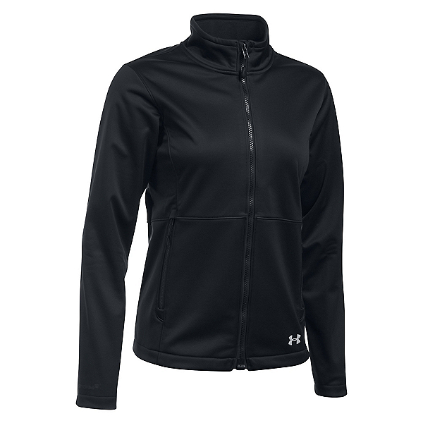 Under Armour ColdGear Infrared Softershell Womens Soft Shell Jacket, , 600