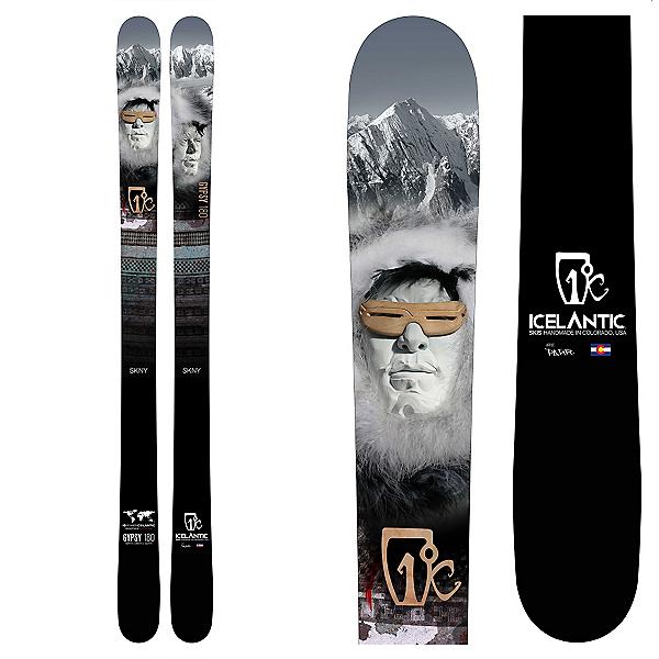 Icelantic Gypsy SKNY Skis, , 600