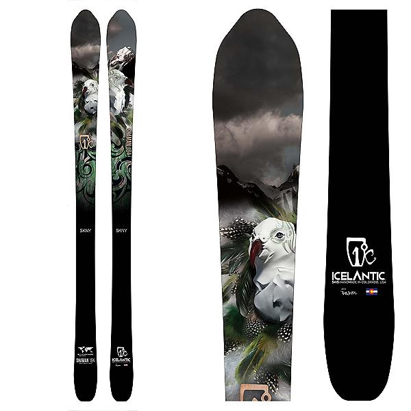 Icelantic Shaman SKNY Skis, , 600