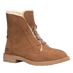 UGG Quincy Womens Boots, Chestnut, 256