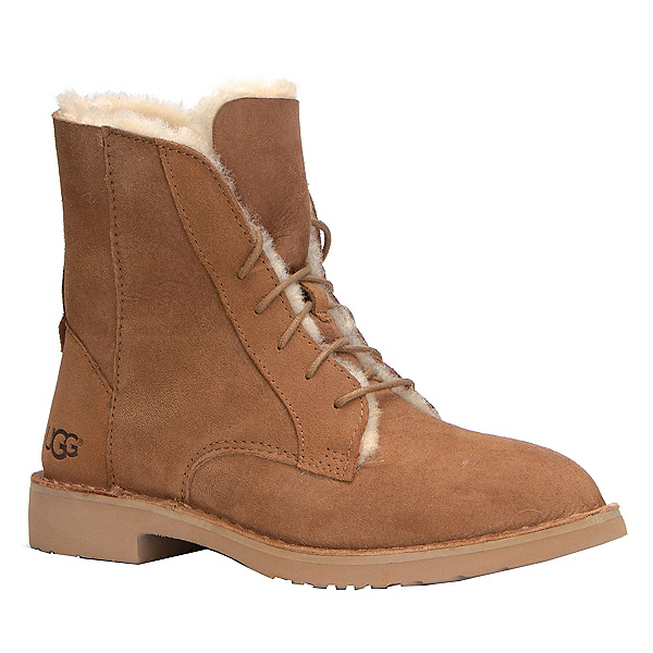 UGG Quincy Womens Boots, Chestnut, 600