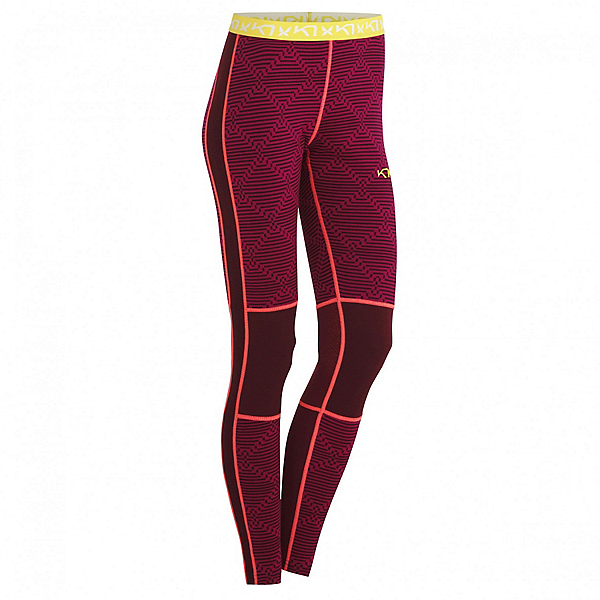 Kari Traa Rett Womens Long Underwear Pants, , 600
