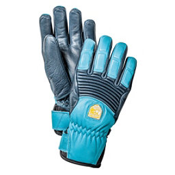 Hestra Fall Line Womens Gloves, Navy-Turquoise, 256