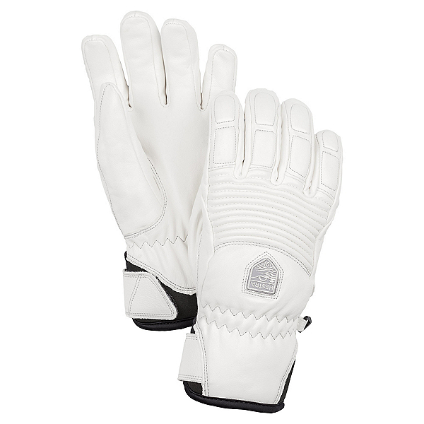 Hestra Fall Line Womens Gloves, Off White-Off White, 600