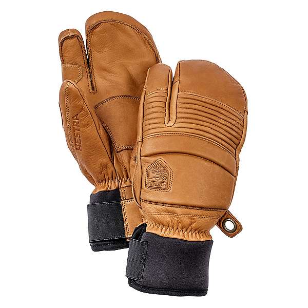 Hestra Fall Line 3 Finger Gloves, Cork, 600