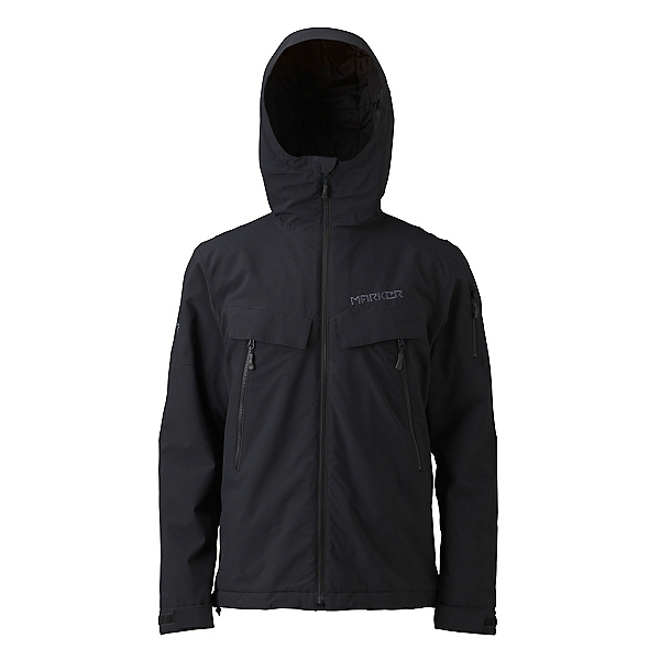 Marker Fall Line Mens Insulated Ski Jacket, , 600