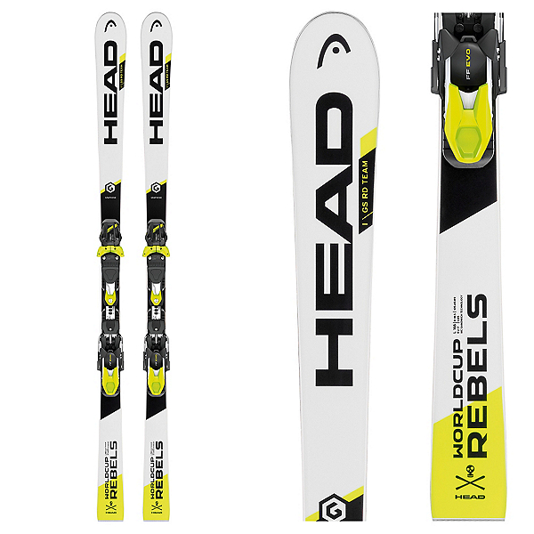Head World Cup I.GS RD Team Junior Race Skis 2017, , 600