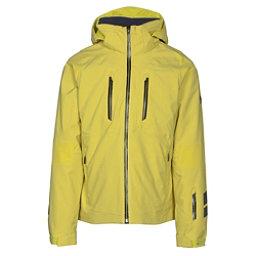 Descente Anton Mens Insulated Ski Jacket, Yellow, 256