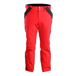 Descente Swiss Mens Ski Pants, Electric Red, 256