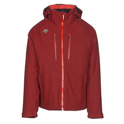 Descente Rogue Mens Insulated Ski Jacket, Desert Red, 256