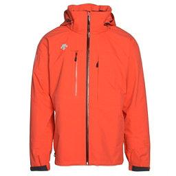 Descente Moe Mens Shell Ski Jacket, Electric Orange, 256