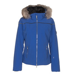 Descente Raven Womens Insulated Ski Jacket, Royal Blue, 256