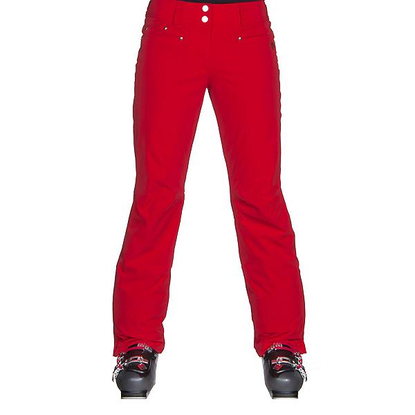 Descente Selene Womens Ski Pants, Electric Red, 600