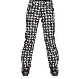 Descente Selene Print Womens Ski Pants, Chidori White, 256