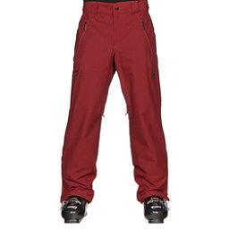 Descente Comoro Mens Ski Pants, Desert Red, 256