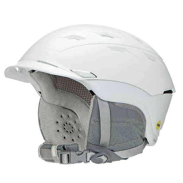 Smith Valence MIPS Womens Helmet 2019, Satin White, 600