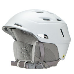 Smith Compass MIPS Womens Helmet 2018, Pearl White, 256