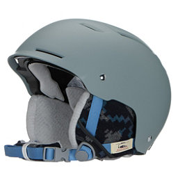 Smith Pointe Womens Helmet, Matte Frost Woolrich, 256