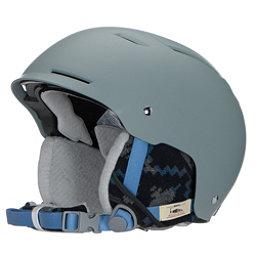 Smith Pointe Womens Helmet, Matte Frost Woolrich, 256
