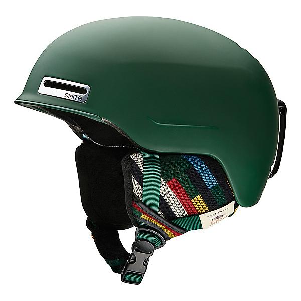 Smith Maze MIPS Helmet, Matte Forest Woolrich, 600
