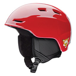 Smith Zoom Jr. Kids Helmet, Fire Animal Kingdom, 256