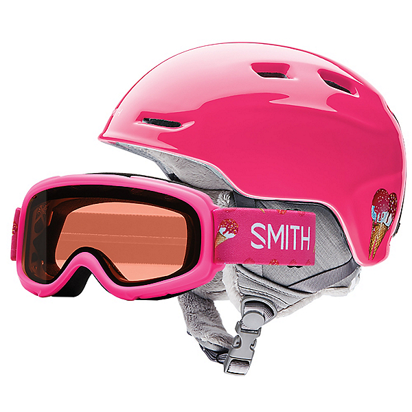 Smith Zoom Jr. and Gambler Combo Kids Helmet, , 600