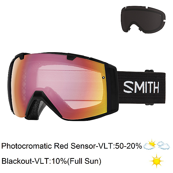 Smith I/O Photochromatic Goggles, , 600