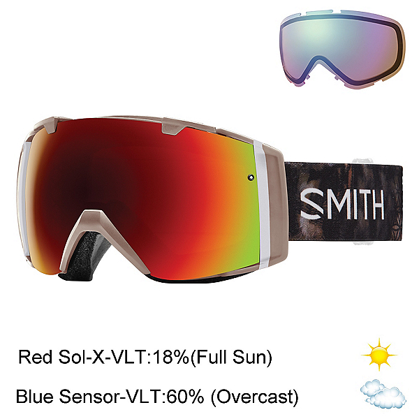 Smith I/O Womens Goggles, , 600