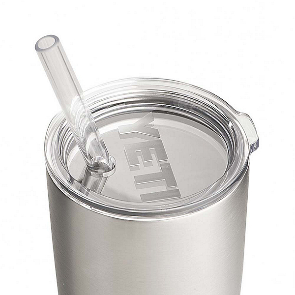 YETI Rambler Replacement Straw Lid, Clear, 600