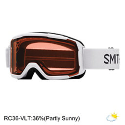 Smith Daredevil Kids Goggles 2018, White-Rc36, 256