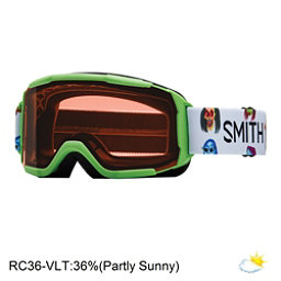 Smith Daredevil Girls Goggles, Reactor Creature-Rc36, 256