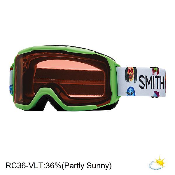 Smith Daredevil Girls Goggles, Reactor Creature-Rc36, 600