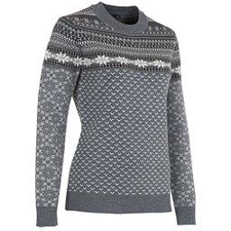 Neve Designs Sadie Womens Sweater, Charcoal, 256
