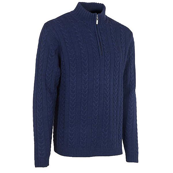 Neve Designs Andrew Zip-Neck Mens Sweater, , 600