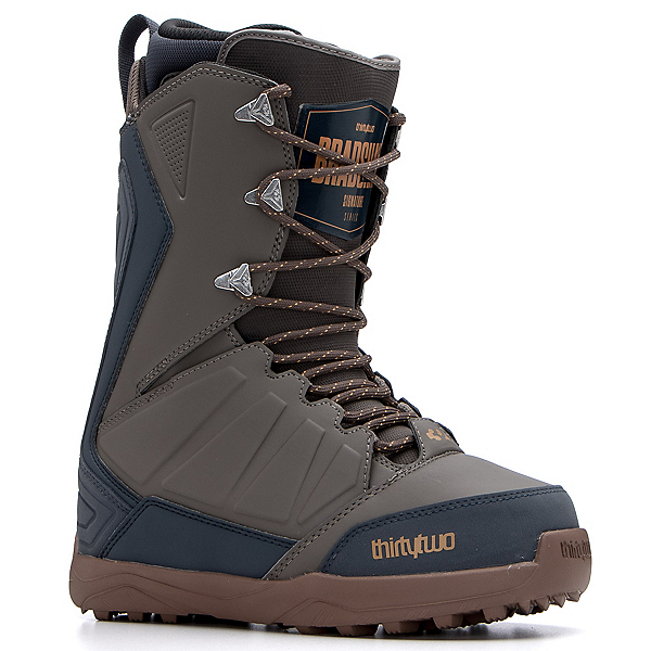 ThirtyTwo Lashed Bradshaw Snowboard Boots, Brown, 600