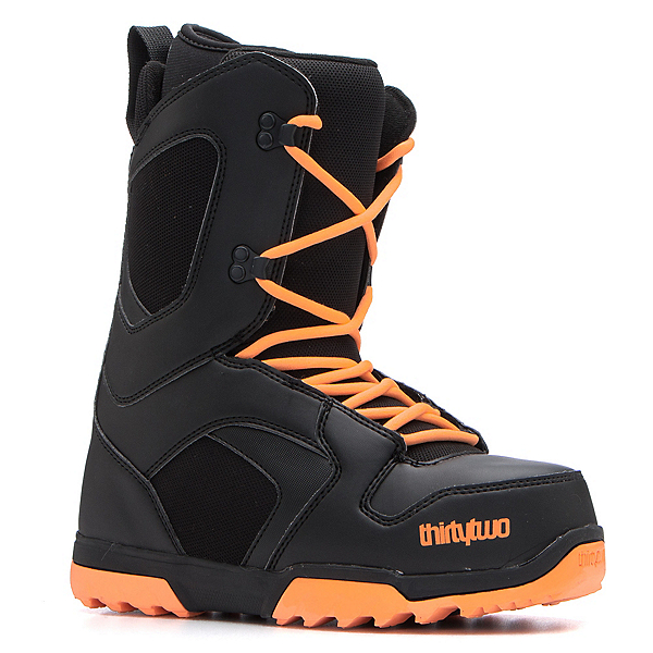 ThirtyTwo Exit Snowboard Boots, Black-Orange, 600