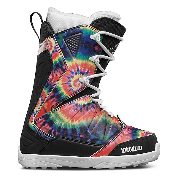 ThirtyTwo Lashed Womens Snowboard Boots, Tie Dye, 600