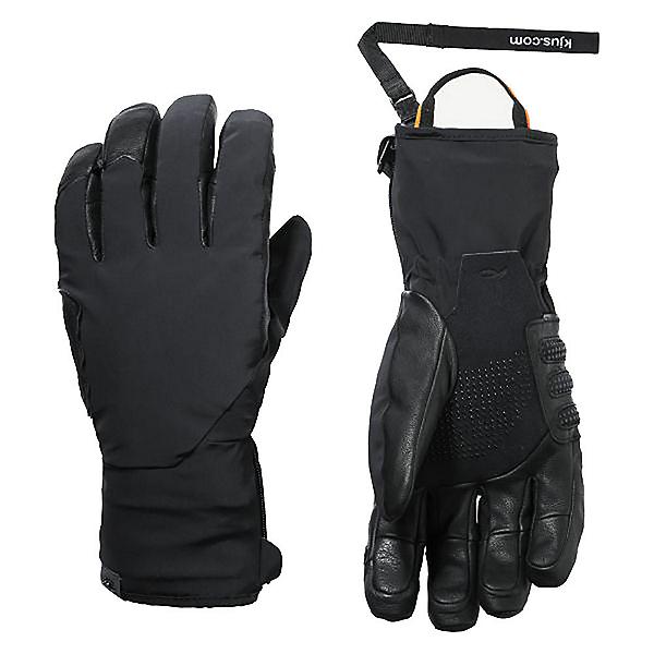 KJUS Formula DLX Gloves 2018, Black, 600
