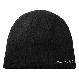 KJUS Formula Hat, Black, 256