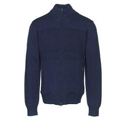 KJUS Julier Mens Sweater, Atlanta Blue, 256