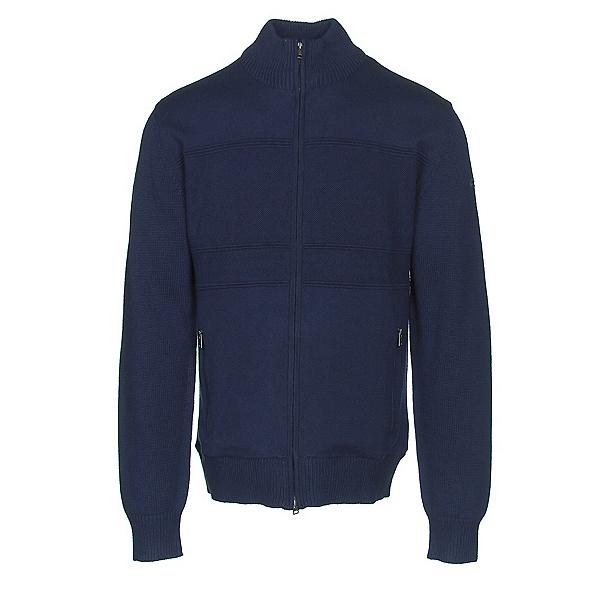 KJUS Julier Mens Sweater, Atlanta Blue, 600