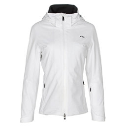 KJUS Formula Womens Insulated Ski Jacket, White, 256