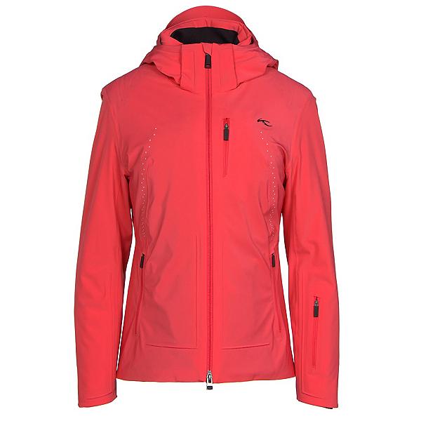 KJUS Edelweiss Womens Insulated Ski Jacket, , 600