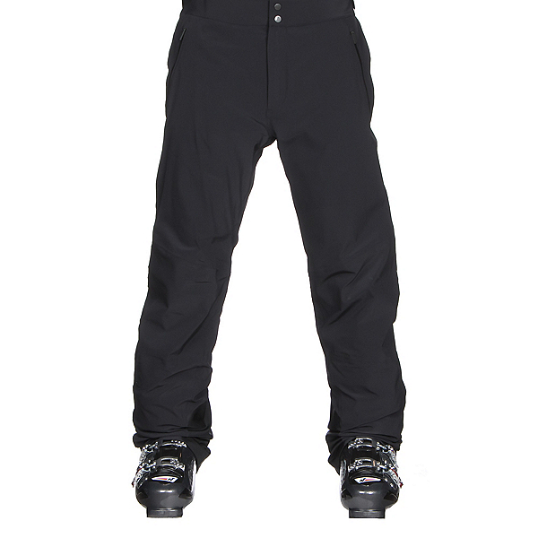 KJUS Formula Mens Ski Pants, Black, 600
