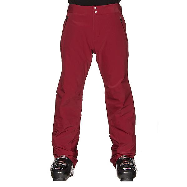 KJUS Formula Mens Ski Pants, Biking Red, 600