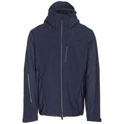 KJUS Formula DLX Mens Insulated Ski Jacket, Atlanta Blue, 256