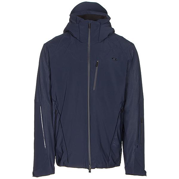 KJUS Formula DLX Mens Insulated Ski Jacket, Atlanta Blue, 600