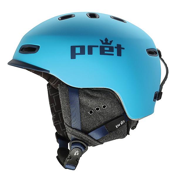 Pret Cynic Helmet, Rubber Arctic, 600