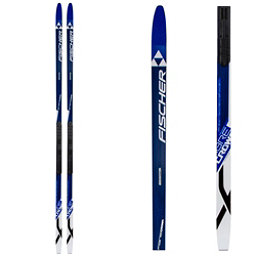 Fischer Fibre Crown EF Cross Country Skis, , 256