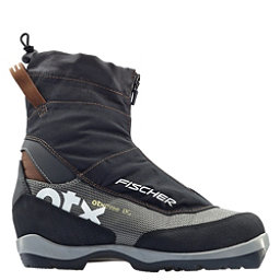 Fischer Off Track 3 BC NNN BC Cross Country Ski Boots, Black-Silver, 256